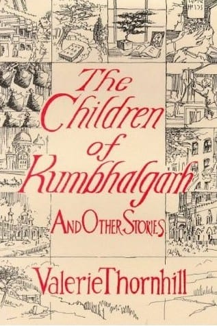 The Children of Kumbhalgarh by Valerie Thornhill