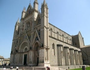 Orvieto Cathedral tourism destinations