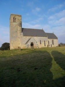 St. Andrew's  Weaverthorpe